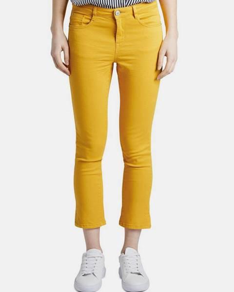 Žlté nohavice Tom Tailor