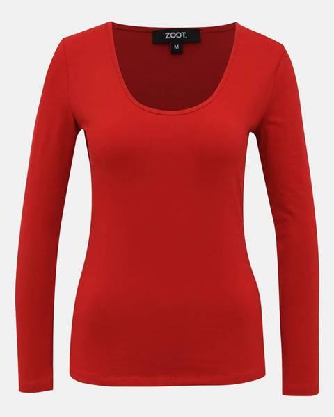 Červené tričko ZOOT