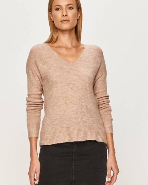 Ružový sveter Jacqueline de Yong