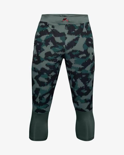 Zelené nohavice Under Armour