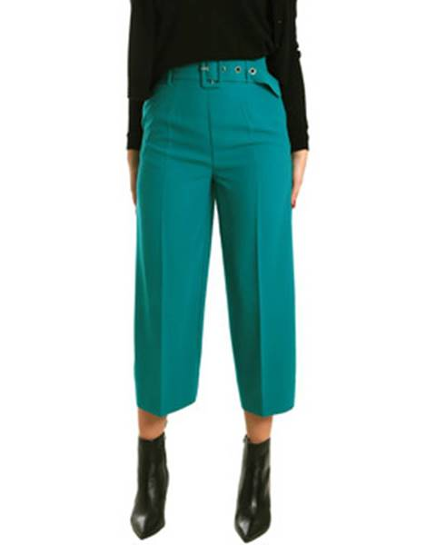 Zelené nohavice Gaudi