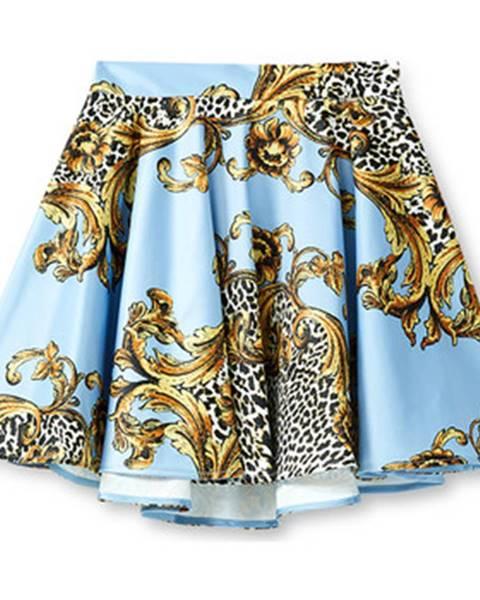Modrá sukňa Liu Jo