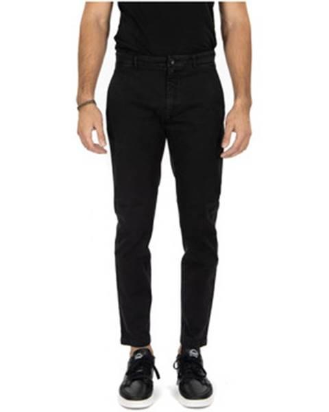Čierne nohavice Department Five