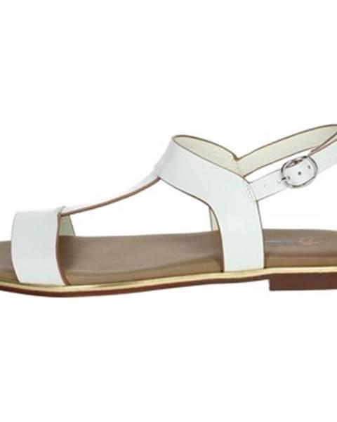 Biele sandále Repo
