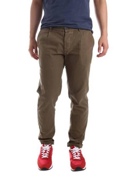 Zelené nohavice Ransom   Co.