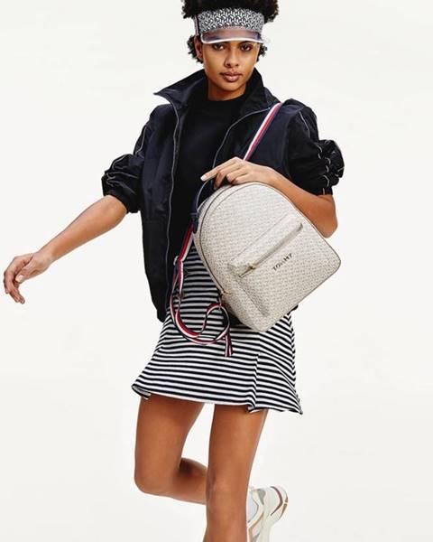 Béžový batoh Tommy Hilfiger