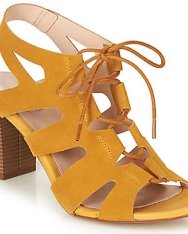 Žlté sandále André
