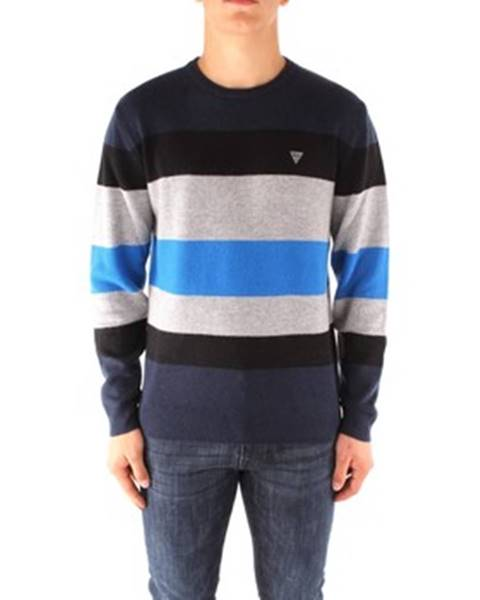 Modrý sveter Guess
