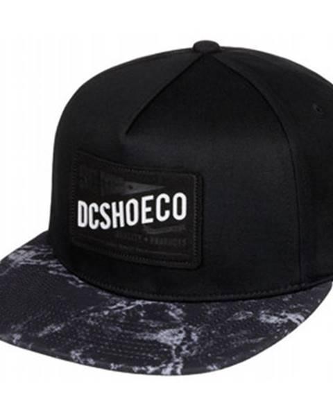 Čierna čiapka DC Shoes