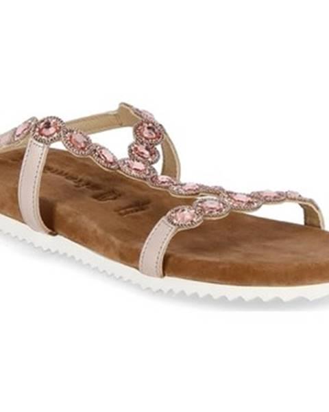 Ružové sandále Tamaris