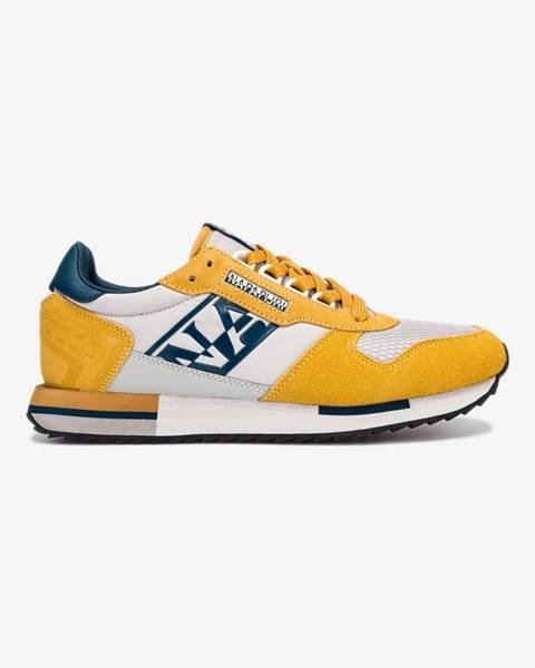Žlté tenisky Napapijri