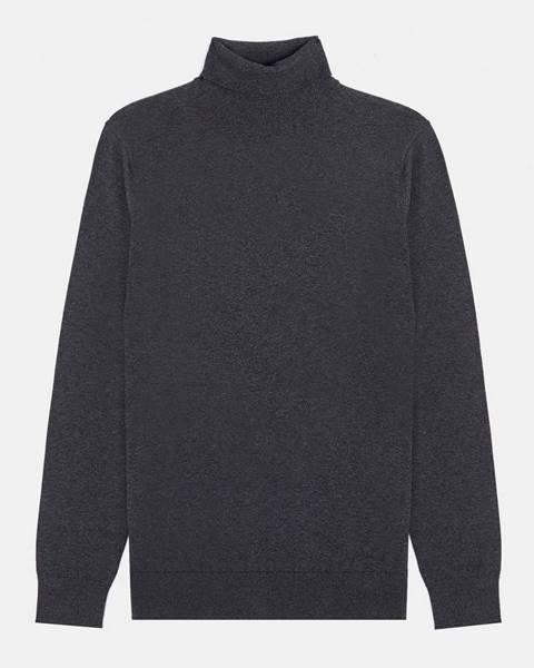 Sivá mikina Burton Menswear London