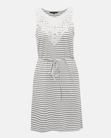 Biele šaty Vero Moda