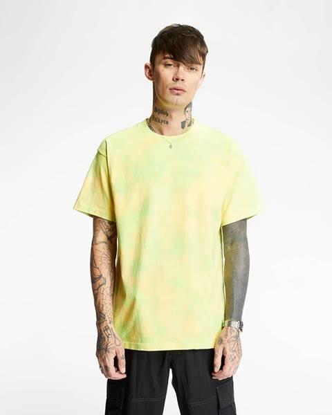 Zelené tričko John Elliott