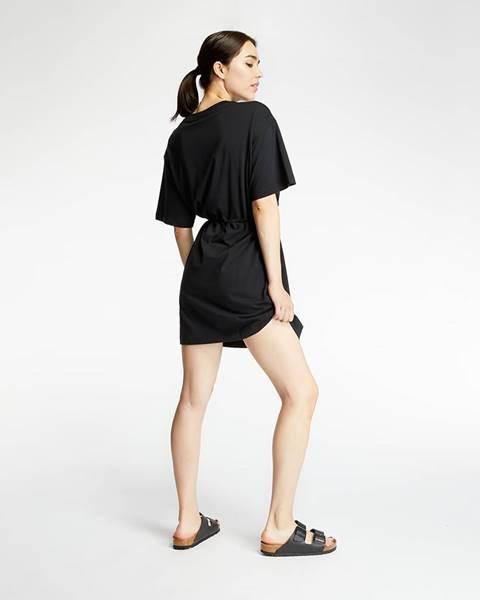Čierne šaty Nike