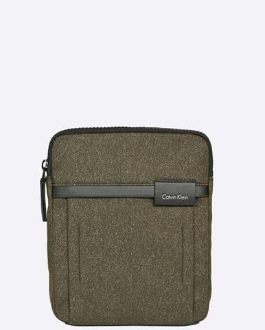 Zelená taška Calvin Klein Jeans