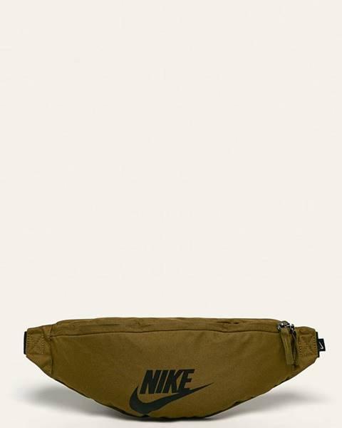Zelený batoh Nike Sportswear