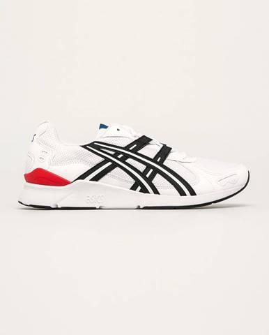 Biele topánky Asics Tiger