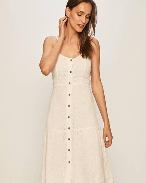 Biele šaty Brave Soul
