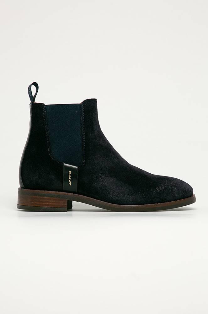 Gant Gant - Kožené topánky Chelsea Fayy