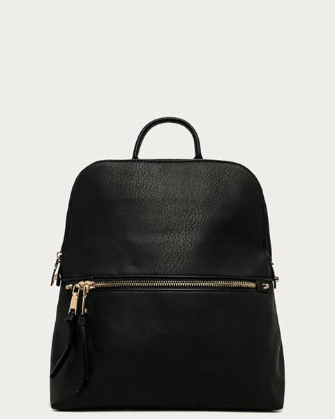 Čierny batoh Answear