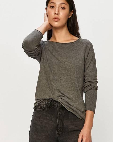 Sivý sveter Vero Moda
