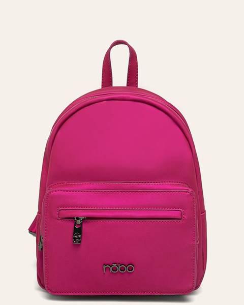 Ružový batoh nobo