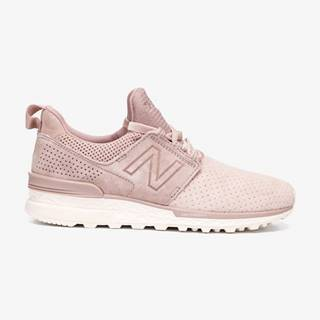 New Balance 574 Tenisky Ružová