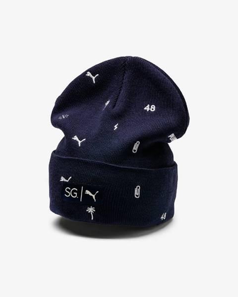Modrá čiapka Puma