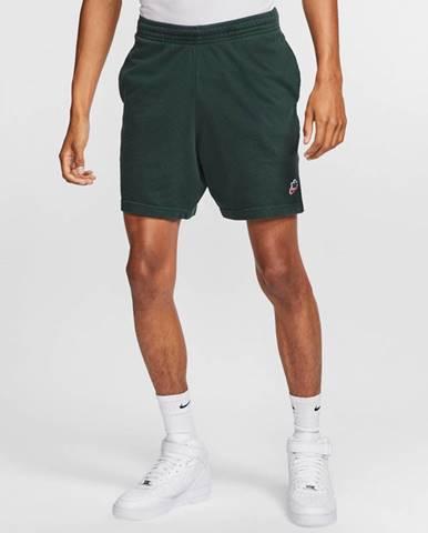 Zelené kraťasy Nike