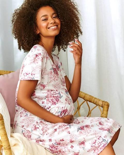 Ružové bavlnené prádlo Doctor Nap