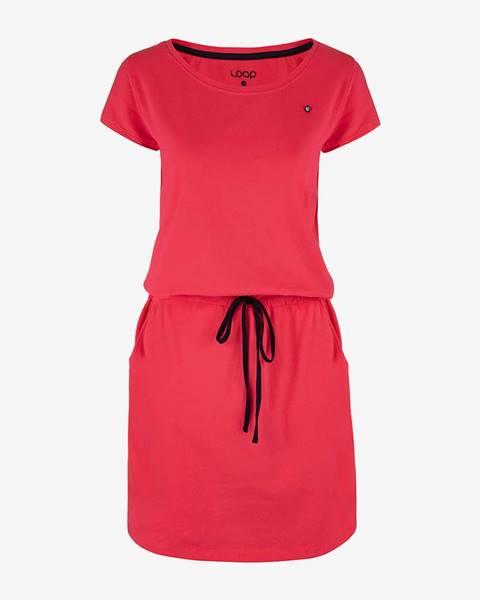 Ružové šaty LOAP