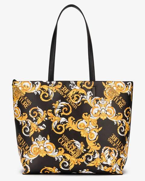 Žltá kabelka Versace Jeans Couture