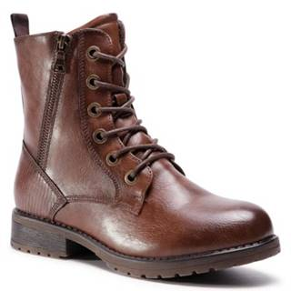 Šnurovacia obuv Jenny Fairy WS0312-01 koža ekologická