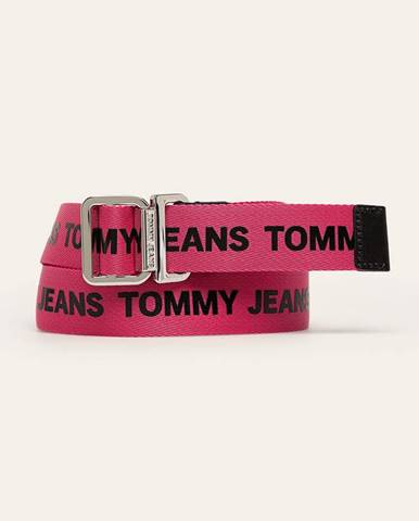 Ružový opasok Tommy Jeans