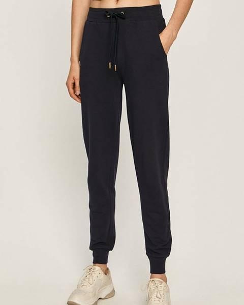 Tmavomodré nohavice Trussardi Jeans