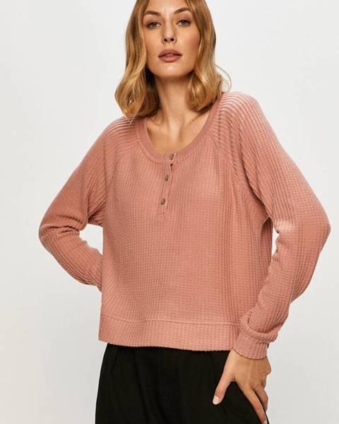 Ružový sveter Roxy