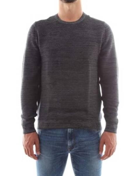 Čierny sveter Calvin Klein Jeans