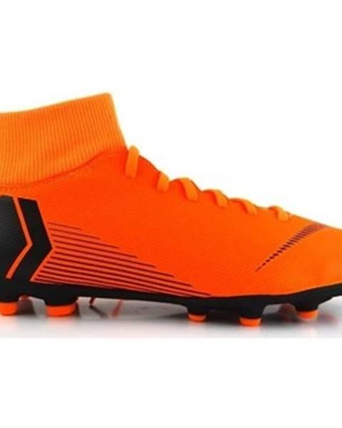 Oranžové topánky Nike