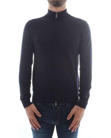 Modrý sveter Armani
