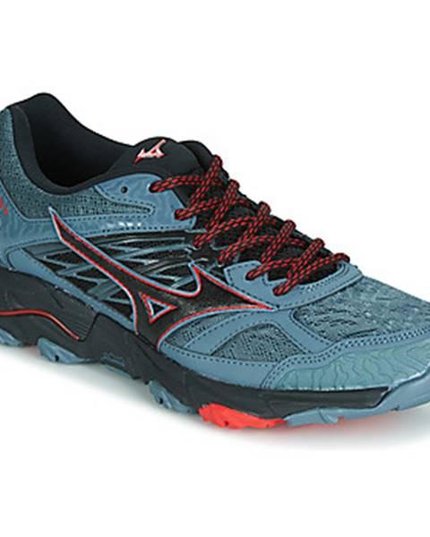 Modré topánky Mizuno