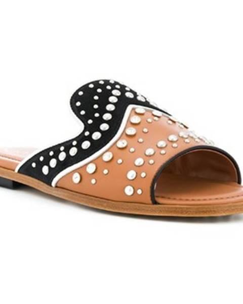 Viacfarebné sandále Tod's