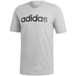 Tričká s krátkym rukávom adidas  Essentials Linear Logo