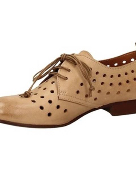 Béžové topánky Mat:20