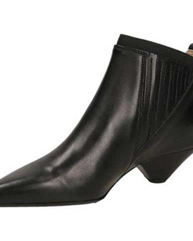 Čierne topánky Lami Firenze