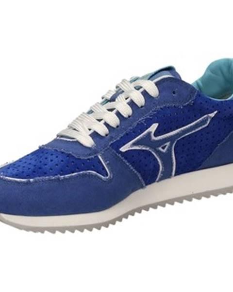 Modré tenisky Mizuno
