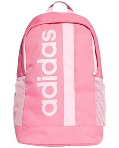 Ružový batoh adidas