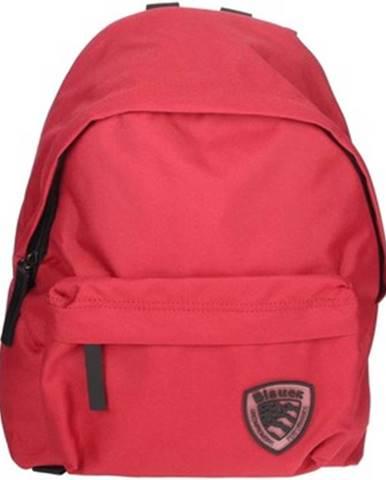 Červený batoh Blauer