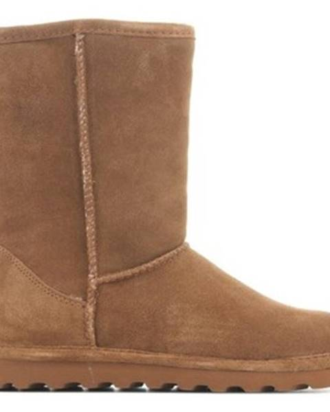 Hnedé topánky Bearpaw