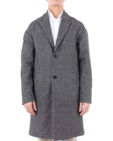 Viacfarebný kabát Gazzarini